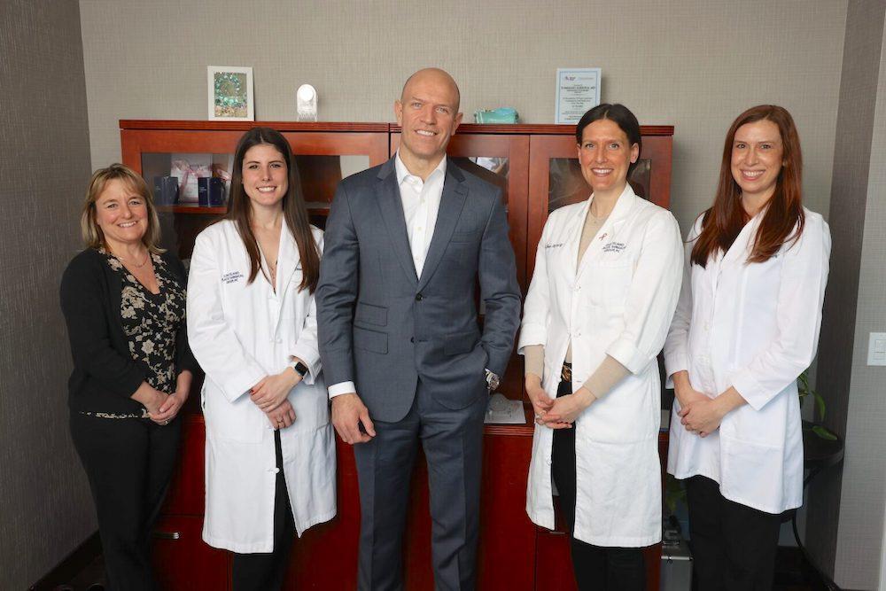 Dr. Addona's team