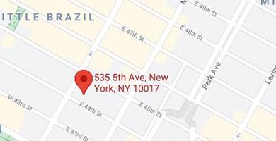 Lipsg and Nypsg Newyork location map